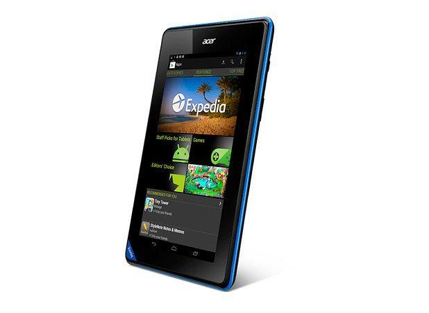 Acer Iconia B1-A71 | fot. engadget.com