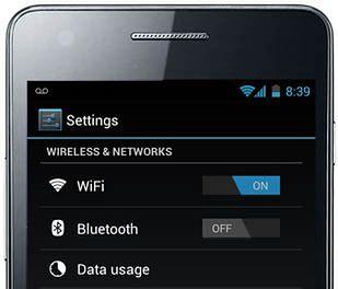 Samsung Galaxy S II z ICS | fot. pocketnow.com