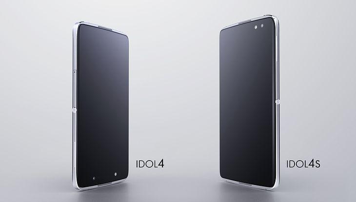 Alcatel Idol 4 i Idol 4S