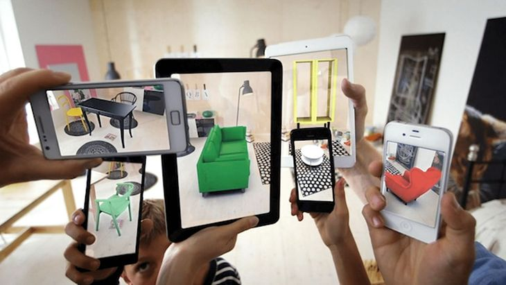 Ikea wkrótce wprowadzić ma nową aplikację AR