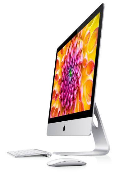 iMac koniec 2012, fot.Apple.com
