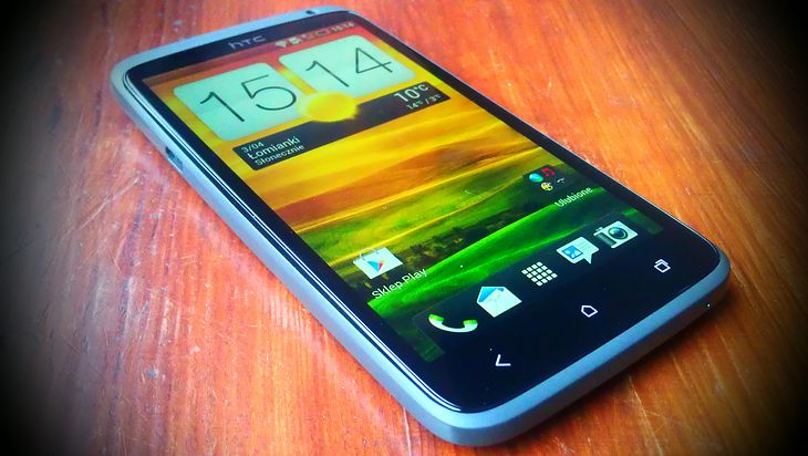 HTC One X | fot. wł.