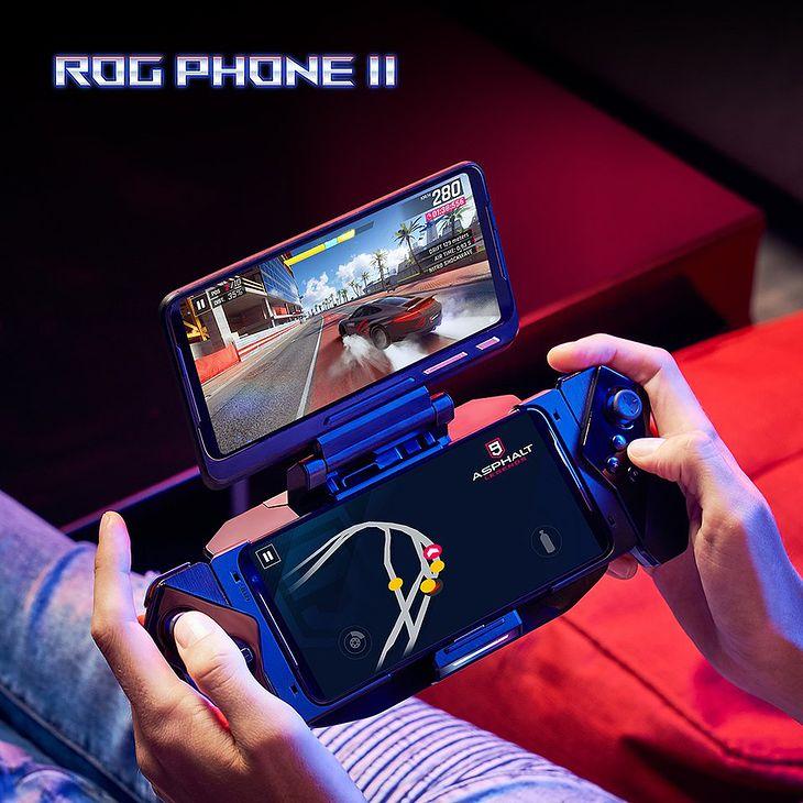 ASUS ROG Phone II to nowy smartfon dla graczy
