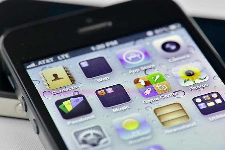 Ekran iPhone'a 5s (fot. digitaltrends)