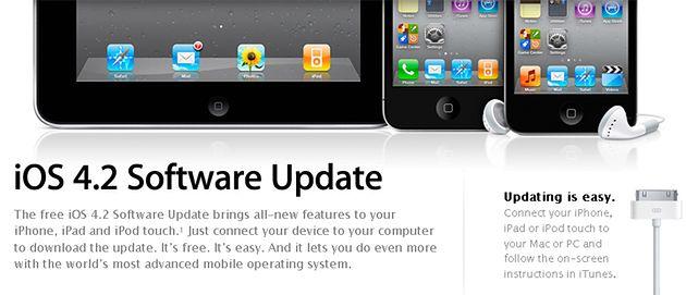 iOS 4.2 BIG