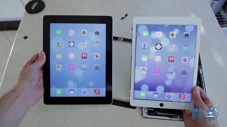 iPad 5 (fot. youtube.com)