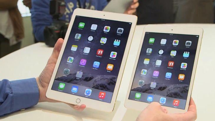 iPad Air 2 i iPad mini 3