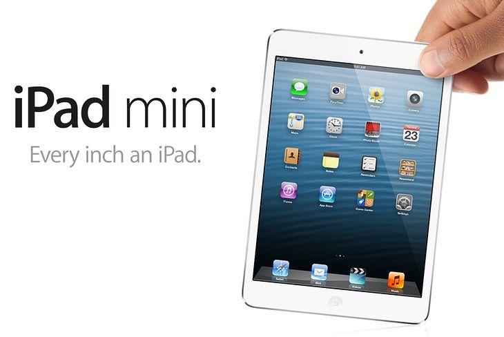 iPad Mini (fot. Apple)