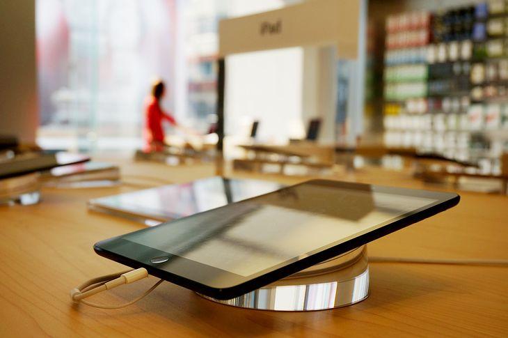 iPad mini (fot. LJR.MIKE)