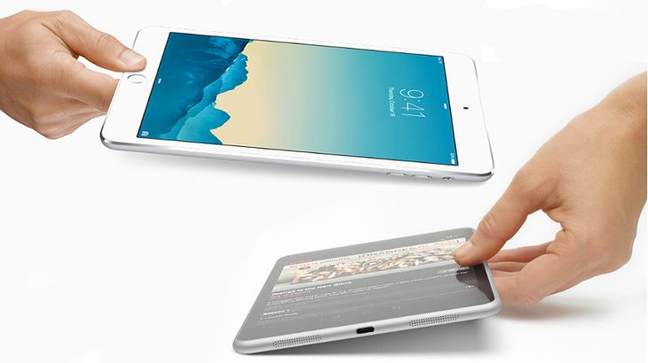 iPad mini 3 i Nokia N1