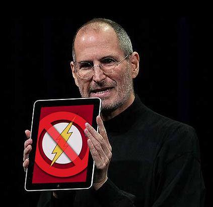 Zakaz wstępu dla iPada