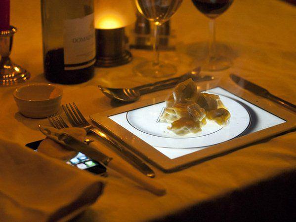 iPad jako talerz - primaaprilisowy żart stał się rzeczywistością