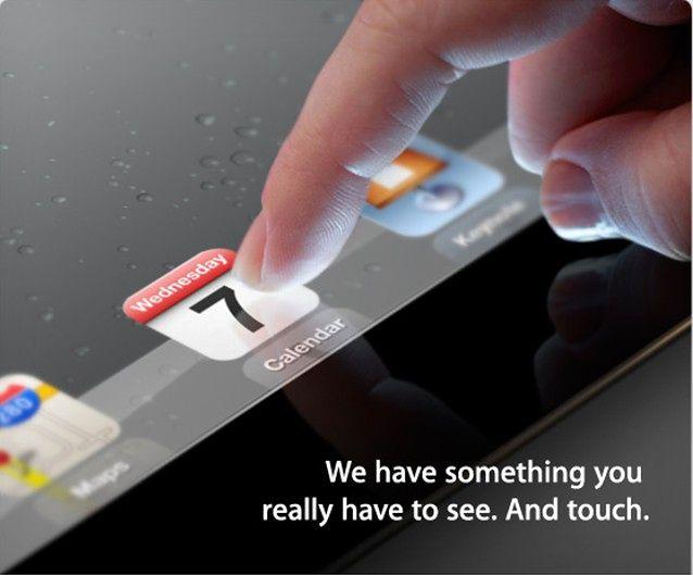 Zaproszenie na imprezę Apple'a   fot. theverge.com