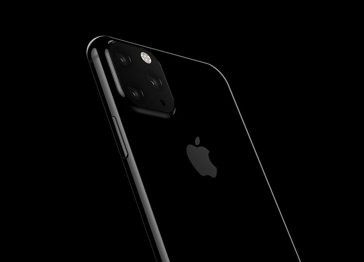 iPhone 11 - wizualizacja