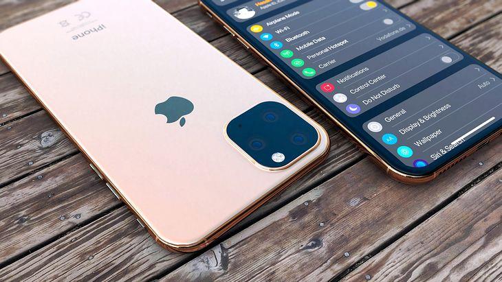 Tak ma wyglądać iPhone 11