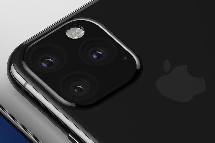 iPhone 11 ma mieć potrójny aparat