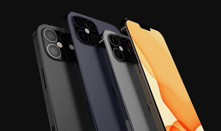 Wizualizacje iPhone'a 12 Pro Max
