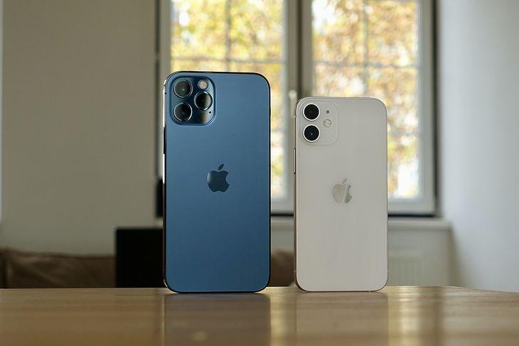 iPhone 12 ma ponoć sporo mniejszą baterię niż jego następca