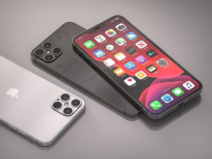 iPhone 12 Pro: wizualizacja bazująca na przeciekach