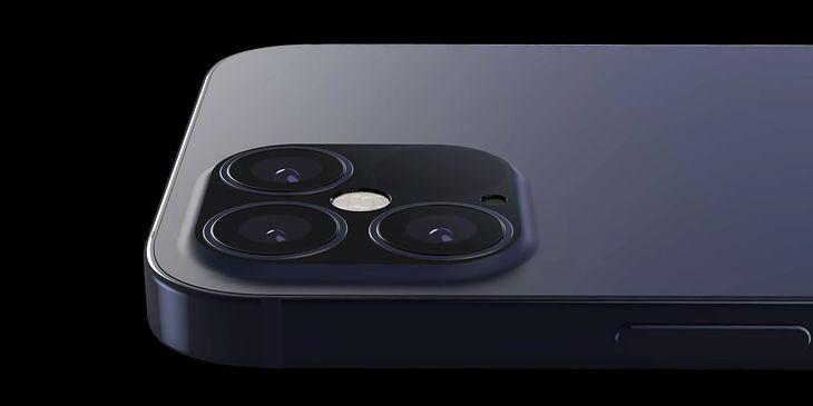 iPhone 12 Pro Max - wizualizacja bazująca na przeciekach