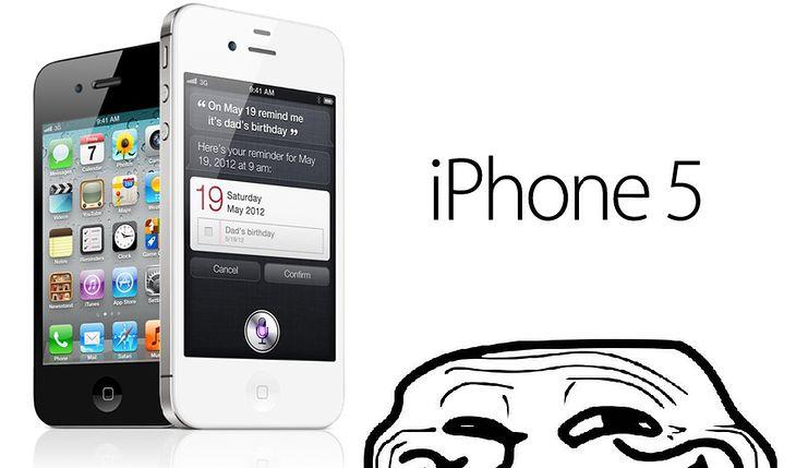 A gdyby tak wyglądał iPhone 5?