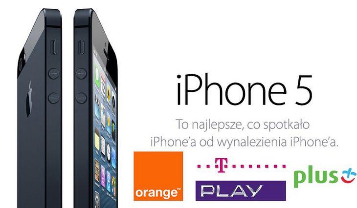 iPhone 5 Orange, Plus, Play, T-Mobile