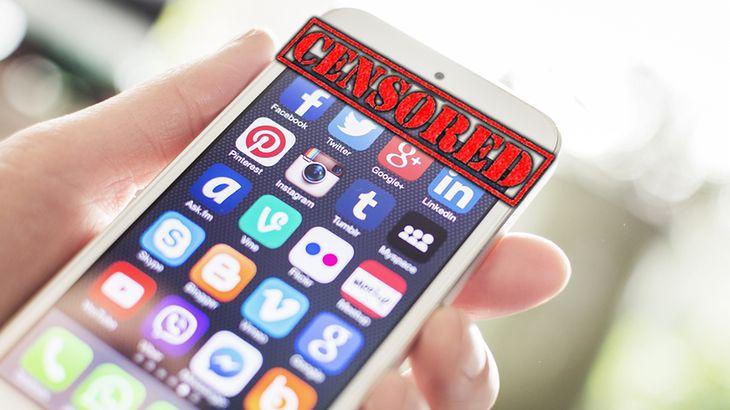 Wykorzystane zdjęcia: iPhone oraz Censored