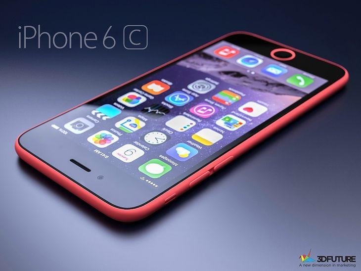 iPhone 6C - projekt