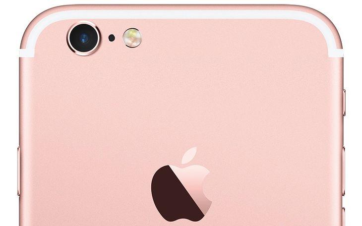 iPhone 6s - zmodyfikowane zdjęcie