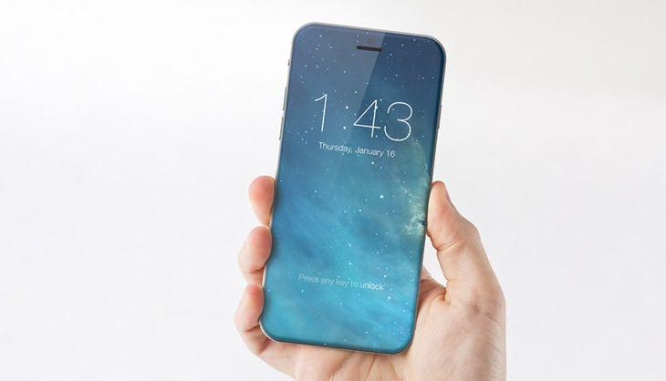 Koncept nowego iPhone'a