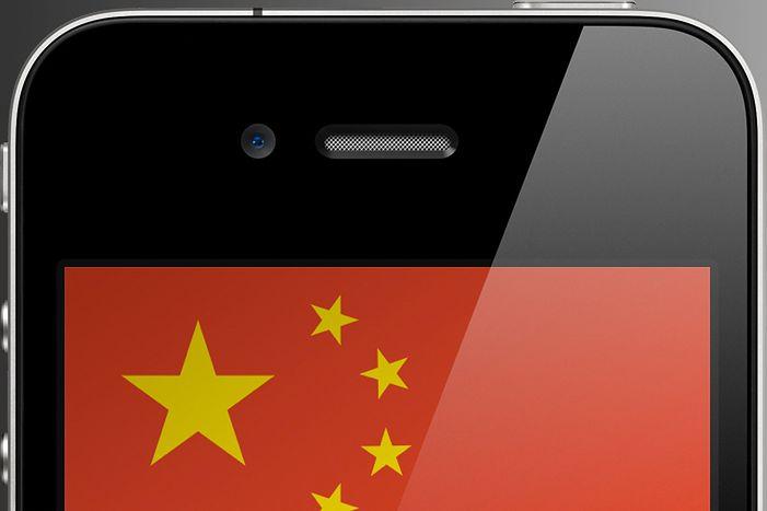 iPhone'y podbiją Chiny?