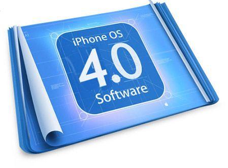 iPhone OS 4 rozsyłany do developerów?