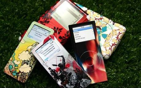 Obrazek: iPod ekstra obudowa