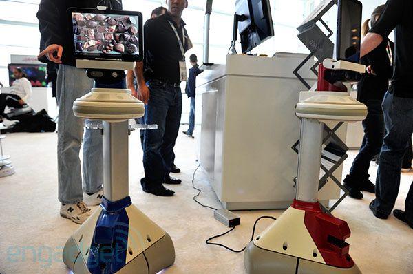 iRobot (fot. Engadget.com)