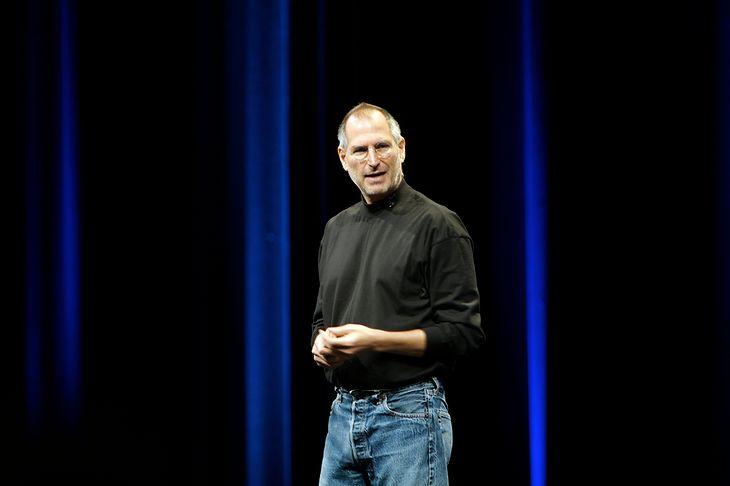 Steve Jobs (fot. acaben)