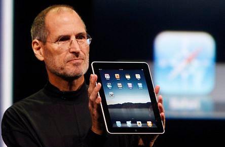 Klient: Chcemy iPada w Europie! Jobs: Powariowaliście?