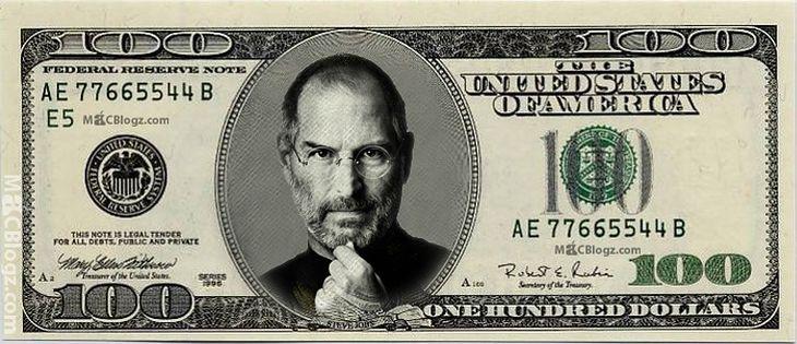 Rekordowe zyski Apple'a (fot. huloji.com)