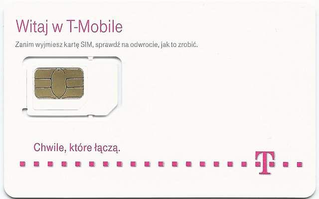 T Mobile Wprowadza Oplate Za Rok Waznosci Konta Na Karte