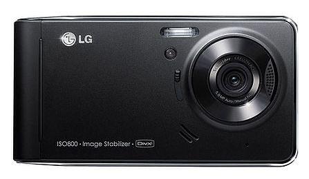 LG Viewty KU990