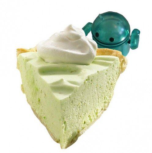 Android Key Lime Pie? | fot. slashgear.com