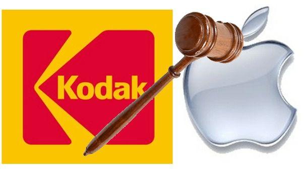Kodak poszkodowany, Apple i HTC w sądzie (fot. Cult of Mac)