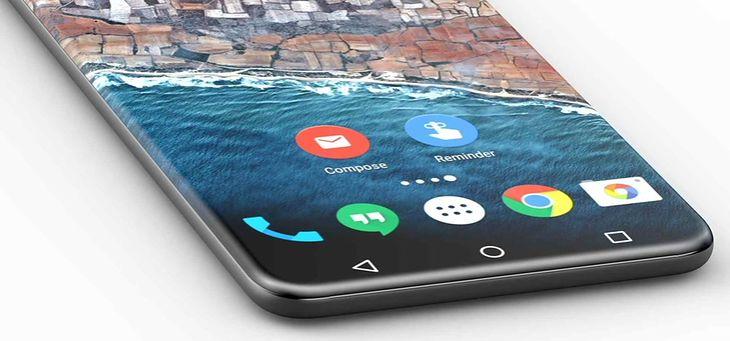 Koncept Galaxy S8