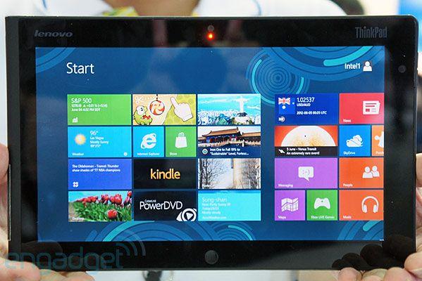 Lenovo Think Pad (fot. Engadget.com)