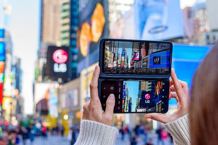 Serii LG G już nie ma, ale firma nigdzie się nie wybiera