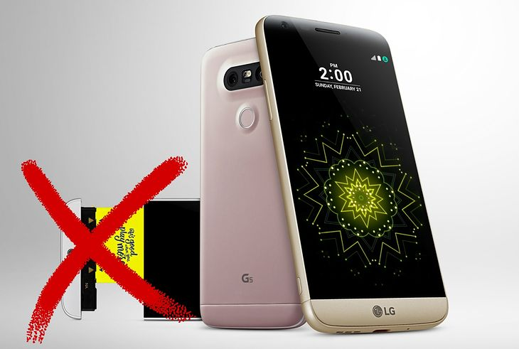 LG LV5 to G5 bez modułów?