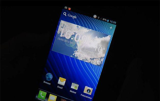 LG Optimus 4X HD | androidandme.com