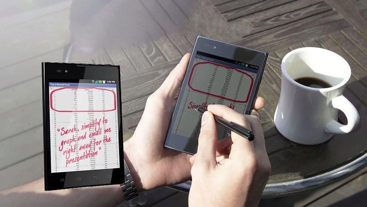 LG Optimus Vu miał być godziwym konkurentem Galaxy Note'a