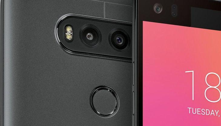 LG G6 będzie miał jeszcze lepszy podwójny aparat niż G5 i V20 (na zdjęciu)