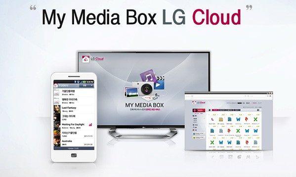 LG Cloud (fot. engadget)