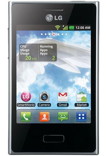 LG E400 (fot. LG)